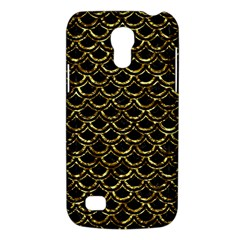 Scales2 Black Marble & Gold Foil Galaxy S4 Mini