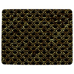 Scales2 Black Marble & Gold Foil Jigsaw Puzzle Photo Stand (rectangular)
