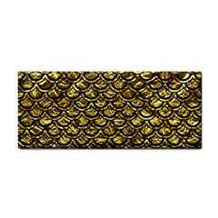Scales2 Black Marble & Gold Foil (r) Cosmetic Storage Cases