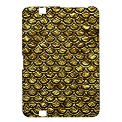 Scales2 Black Marble & Gold Foil (r) Kindle Fire Hd 8 9