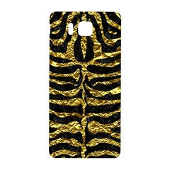 Skin2 Black Marble & Gold Foil Samsung Galaxy Alpha Hardshell Back Case