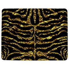 Skin2 Black Marble & Gold Foil Jigsaw Puzzle Photo Stand (rectangular)