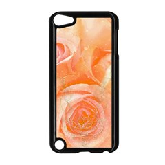 Flower Power, Wonderful Roses, Vintage Design Apple Ipod Touch 5 Case (black)