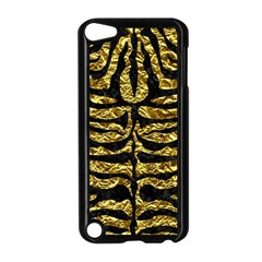 Skin2 Black Marble & Gold Foil (r) Apple Ipod Touch 5 Case (black)
