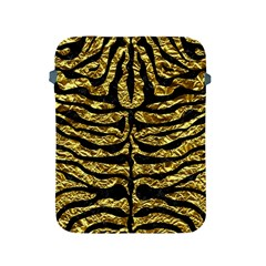 Skin2 Black Marble & Gold Foil (r) Apple Ipad 2/3/4 Protective Soft Cases