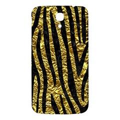 Skin4 Black Marble & Gold Foil Samsung Galaxy Mega I9200 Hardshell Back Case