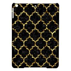 Tile1 Black Marble & Gold Foil Ipad Air Hardshell Cases