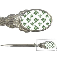 Nature Motif Pattern Design Letter Openers