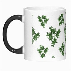 Nature Motif Pattern Design Morph Mugs