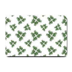 Nature Motif Pattern Design Small Doormat