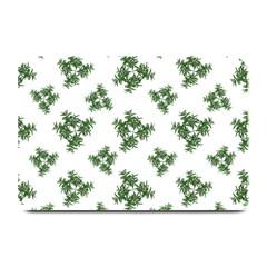 Nature Motif Pattern Design Plate Mats