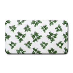Nature Motif Pattern Design Medium Bar Mats