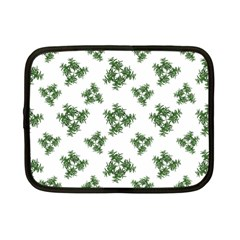 Nature Motif Pattern Design Netbook Case (small)