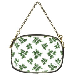 Nature Motif Pattern Design Chain Purses (one Side)