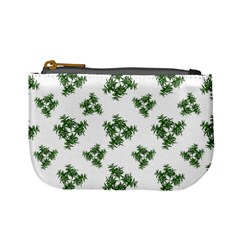 Nature Motif Pattern Design Mini Coin Purses