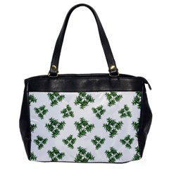 Nature Motif Pattern Design Office Handbags