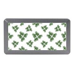 Nature Motif Pattern Design Memory Card Reader (mini)