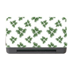 Nature Motif Pattern Design Memory Card Reader With Cf