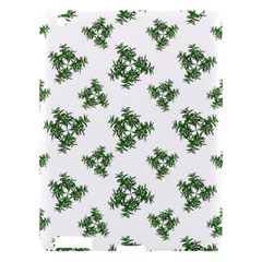 Nature Motif Pattern Design Apple Ipad 3/4 Hardshell Case