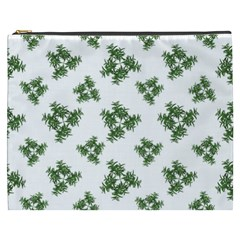 Nature Motif Pattern Design Cosmetic Bag (xxxl)
