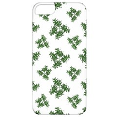 Nature Motif Pattern Design Apple Iphone 5 Classic Hardshell Case