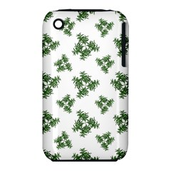 Nature Motif Pattern Design Iphone 3s/3gs