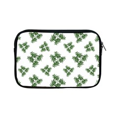 Nature Motif Pattern Design Apple Ipad Mini Zipper Cases