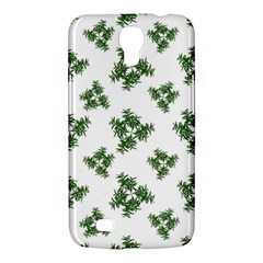 Nature Motif Pattern Design Samsung Galaxy Mega 6 3  I9200 Hardshell Case
