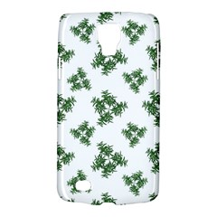 Nature Motif Pattern Design Galaxy S4 Active