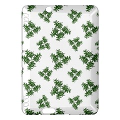 Nature Motif Pattern Design Kindle Fire Hdx Hardshell Case