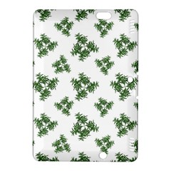Nature Motif Pattern Design Kindle Fire Hdx 8 9  Hardshell Case