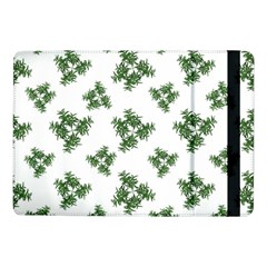 Nature Motif Pattern Design Samsung Galaxy Tab Pro 10 1  Flip Case