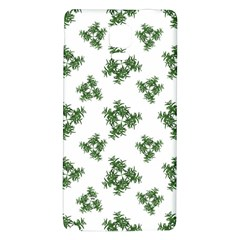 Nature Motif Pattern Design Galaxy Note 4 Back Case