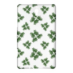 Nature Motif Pattern Design Samsung Galaxy Tab S (8 4 ) Hardshell Case