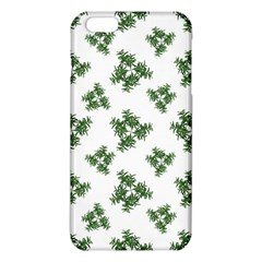 Nature Motif Pattern Design Iphone 6 Plus/6s Plus Tpu Case