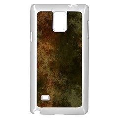 Marbled Structure 4a Samsung Galaxy Note 4 Case (white)