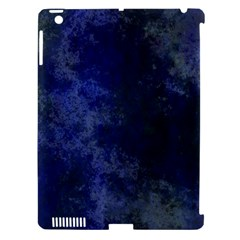 Marbled Structure 4b Apple Ipad 3/4 Hardshell Case (compatible With Smart Cover)