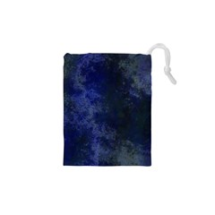 Marbled Structure 4b Drawstring Pouches (xs)