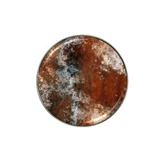 Marbled Structure 4c Hat Clip Ball Marker