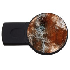 Marbled Structure 4c Usb Flash Drive Round (4 Gb)