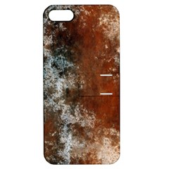 Marbled Structure 4c Apple Iphone 5 Hardshell Case With Stand