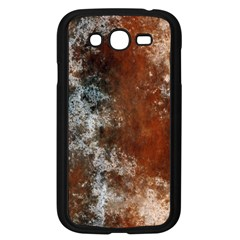 Marbled Structure 4c Samsung Galaxy Grand Duos I9082 Case (black)