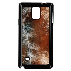 Marbled Structure 4c Samsung Galaxy Note 4 Case (black)