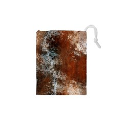 Marbled Structure 4c Drawstring Pouches (xs)