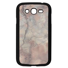 Marbled Structure 5a Samsung Galaxy Grand Duos I9082 Case (black)