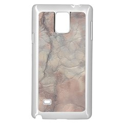 Marbled Structure 5a Samsung Galaxy Note 4 Case (white)