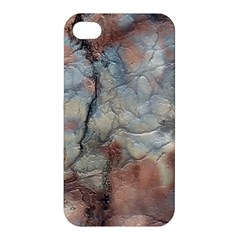 Marbled Structure 5a2 Apple Iphone 4/4s Premium Hardshell Case