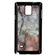 Marbled Structure 5a2 Samsung Galaxy Note 4 Case (black)