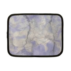 Marbled Structure 5b Netbook Case (small)