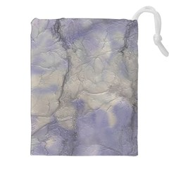 Marbled Structure 5b Drawstring Pouches (xxl)